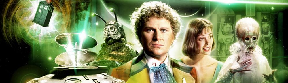 """Der Doktor wird gewalttätig – """"Doctor Who – Der sechste Doktor Vol. 1"""""""