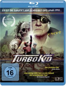 "Blu-ray-Cover ""Turbo Kid"" (Edel Distribution)"