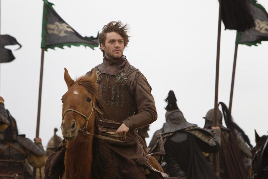 Marco Polo auf dem Ritt ins Ungewisse (Lorenzo Richelmy, Foto: Netflix)