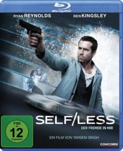 "Blu-ray-Cover ""Self/less"""