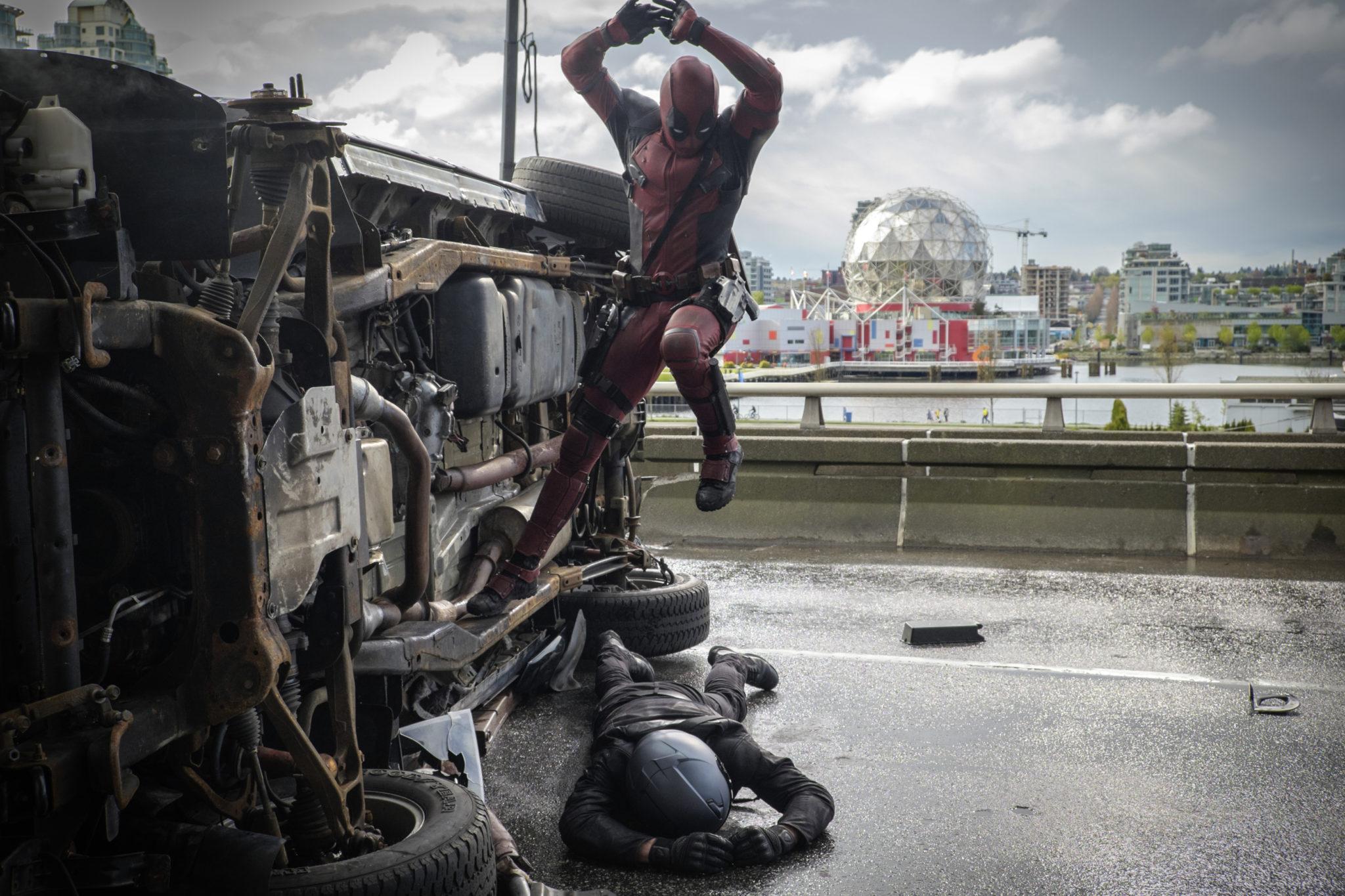 Frühsport auf der Autobahn (Foto: 20th Century Fox)