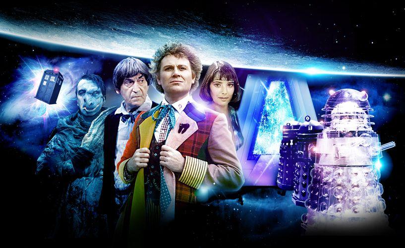 """Sympathischer wird er nur langsam: """"Doctor Who – Der sechste Doktor Vol. 2"""""""