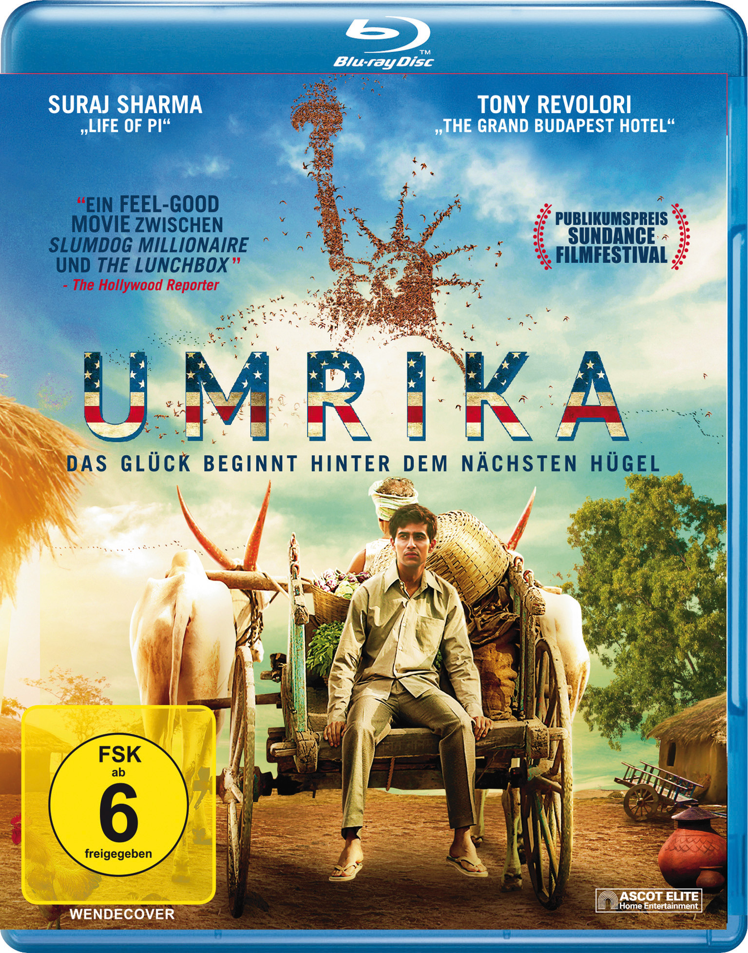"Blu-ray-Cover von ""Umrika"" (Ascot Elite)"