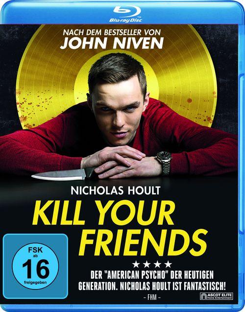 """Cover """"Kill Your Friends"""" (Ascot Elite)"""