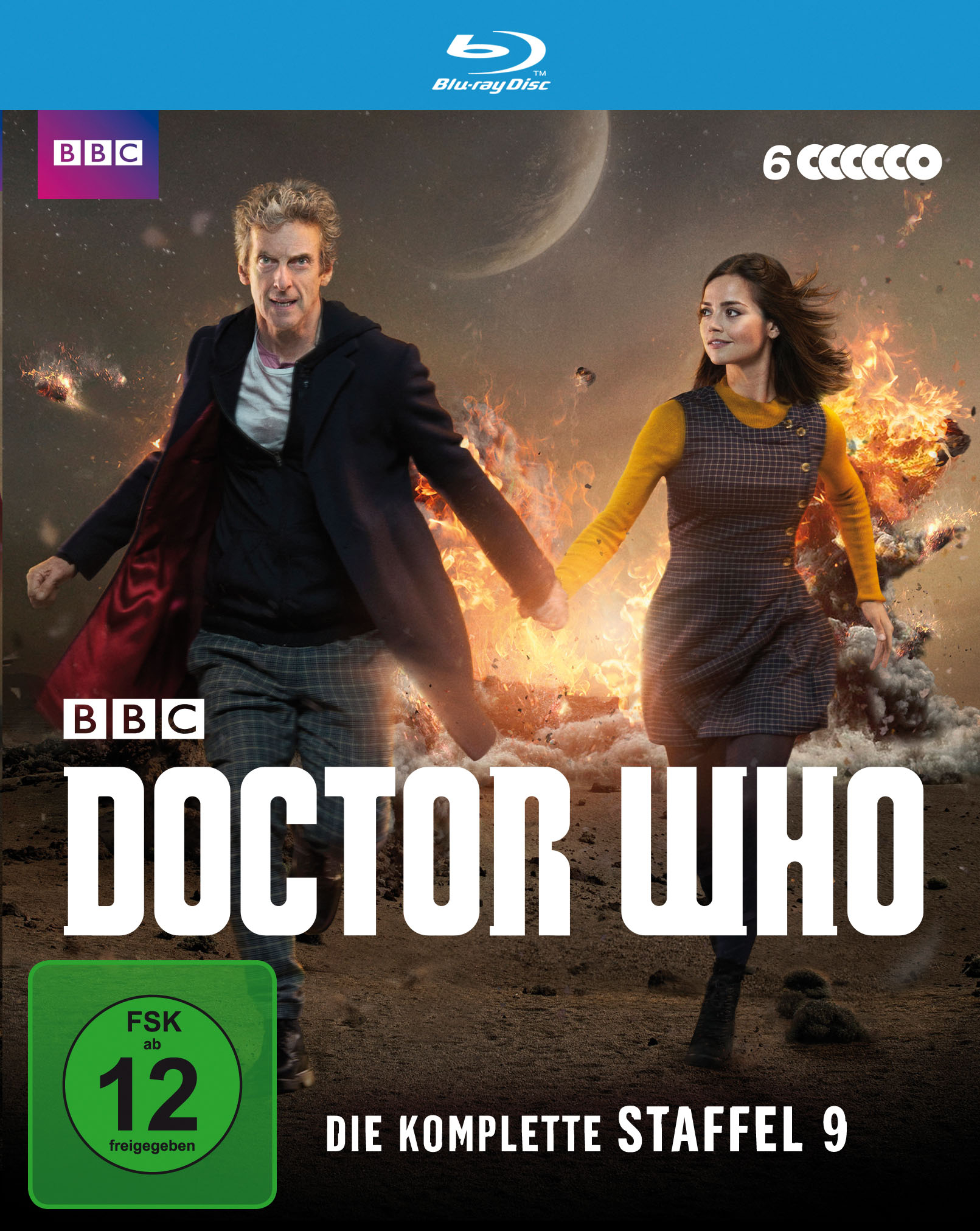 Dr Who Staffel 9