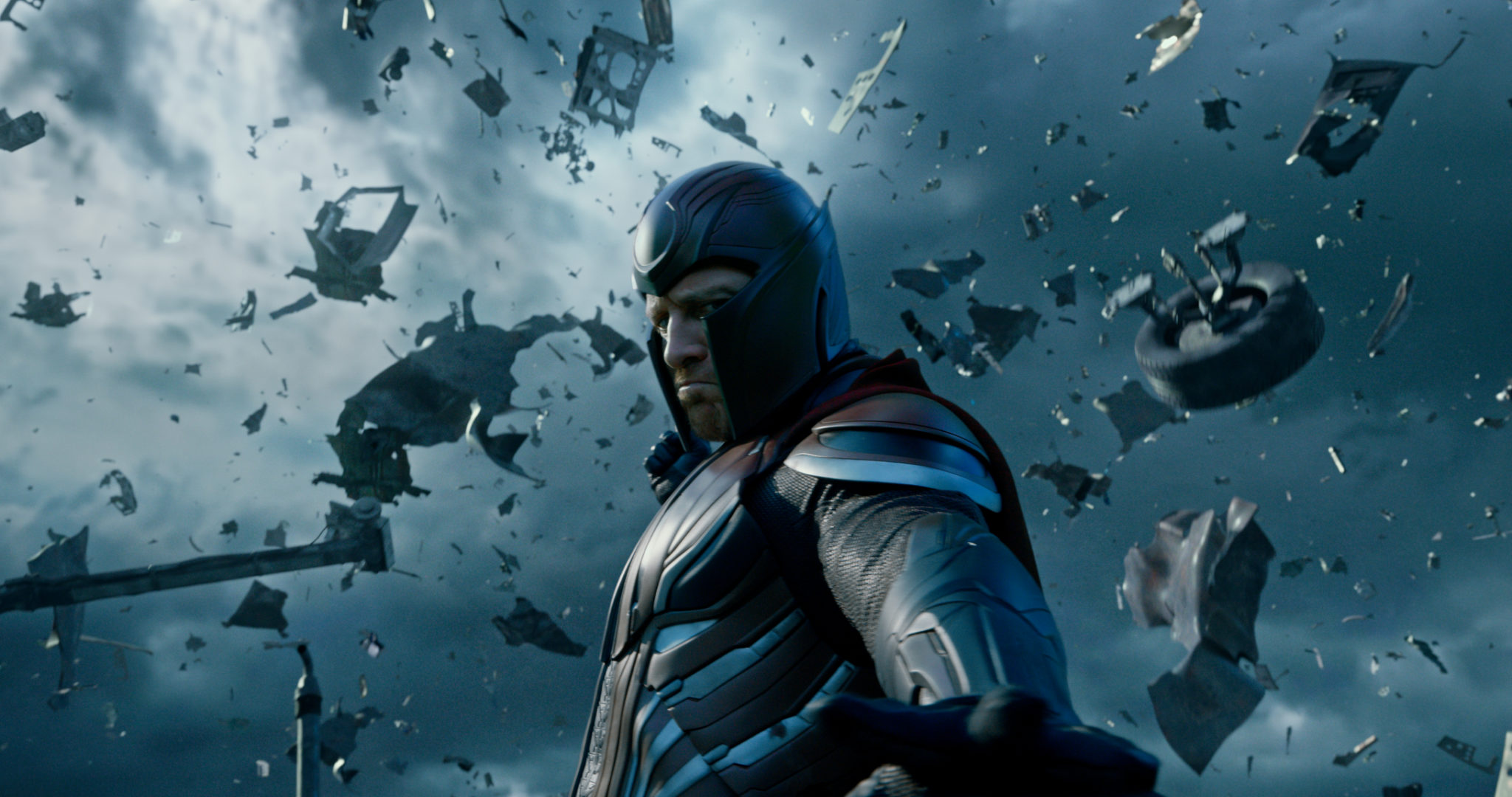 Magneto darf im Dreck wühlen (Foto: 20th Century Fox)