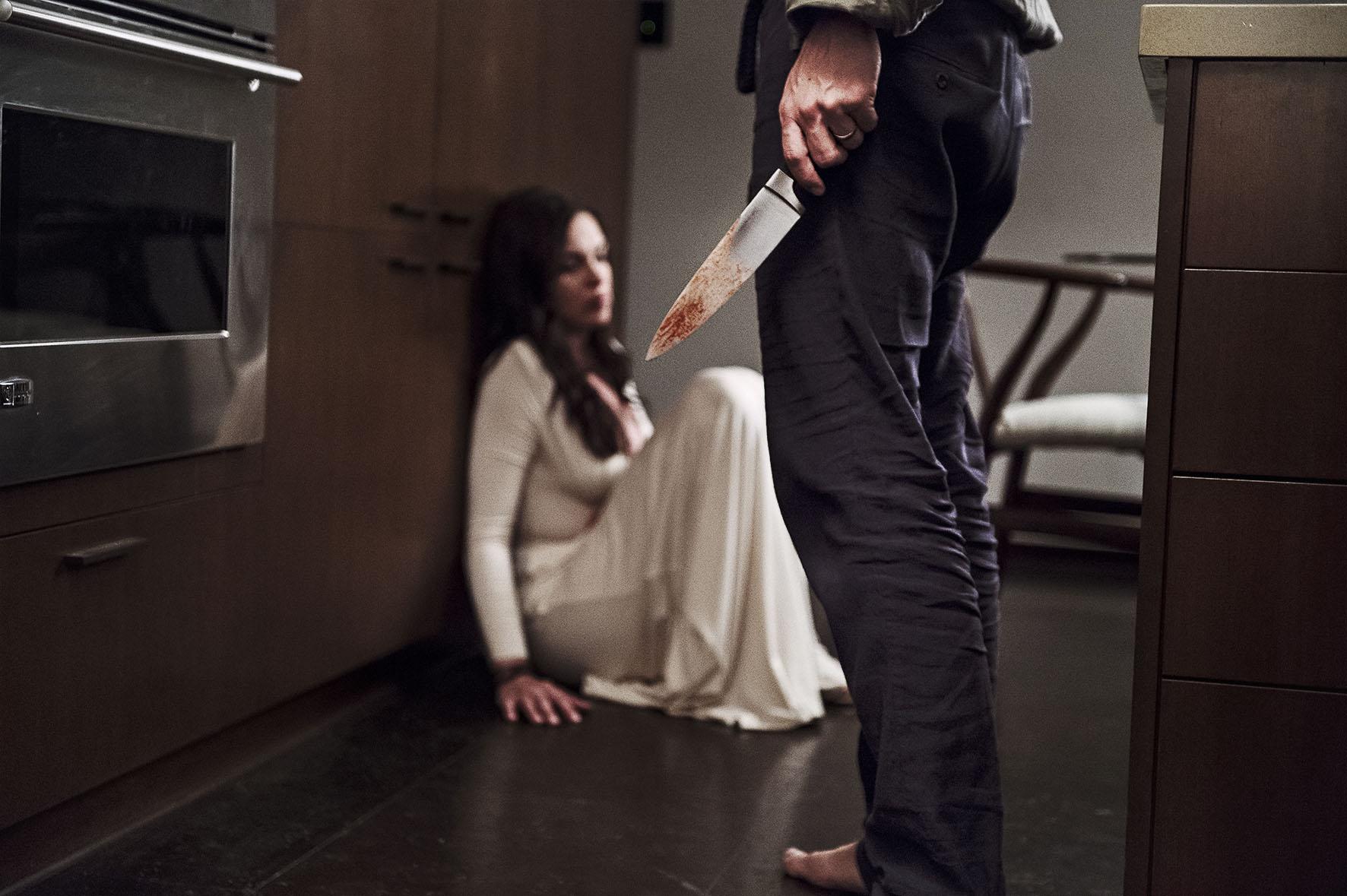Ist es ein Spoiler zu zeigen, dass ein Messer gezückt wird? (Foto: Pandastorm Pictures)