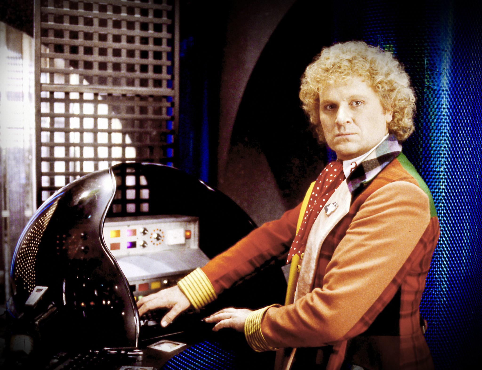 Der Doktor auf dem mysteriösen Planeten (Foto: Pandastorm Pictures/BBC)