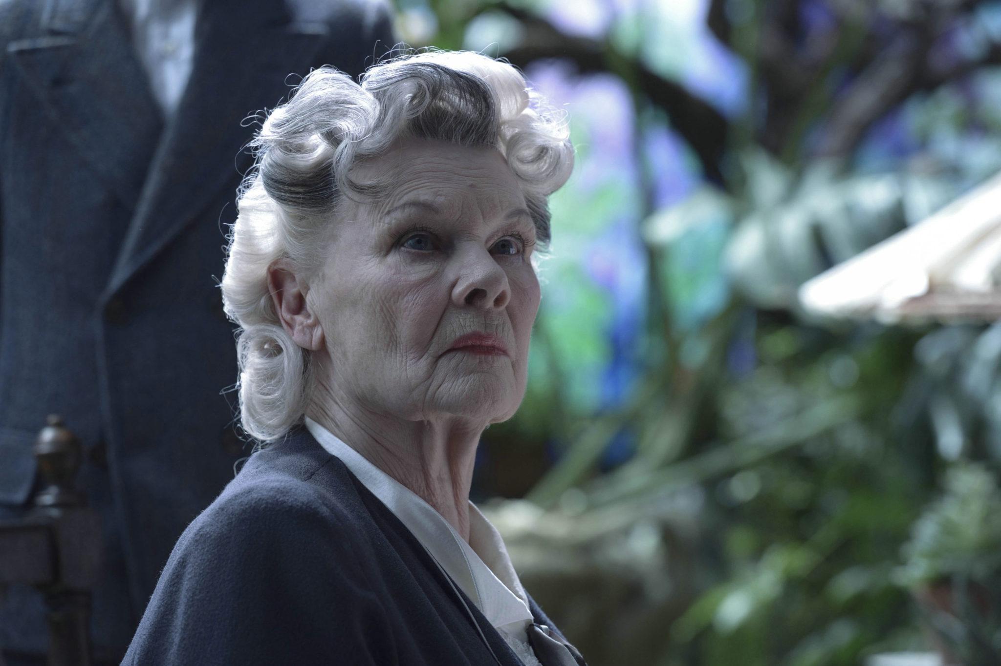 """Taucht vielleicht nur fünf Minuten im Film auf: Miss Avocet (Dame Judi Dench in """"Die Insel der verlorenen Kinder"""", Foto: 20th Century Fox)"""