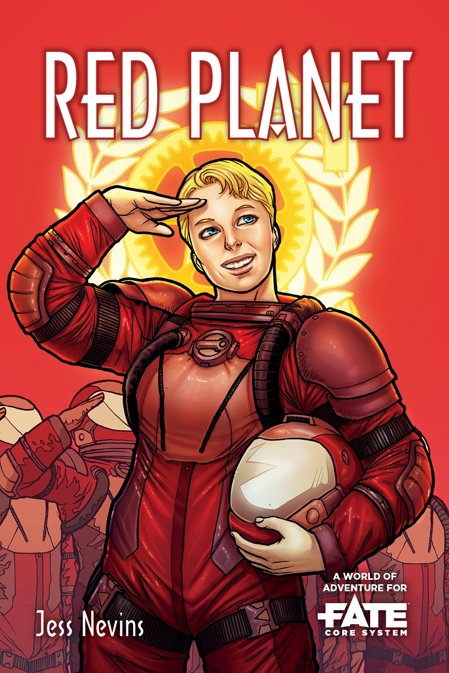 """Red Planet"" – Ein Fate World-of-Adventures-One-Shot 1"