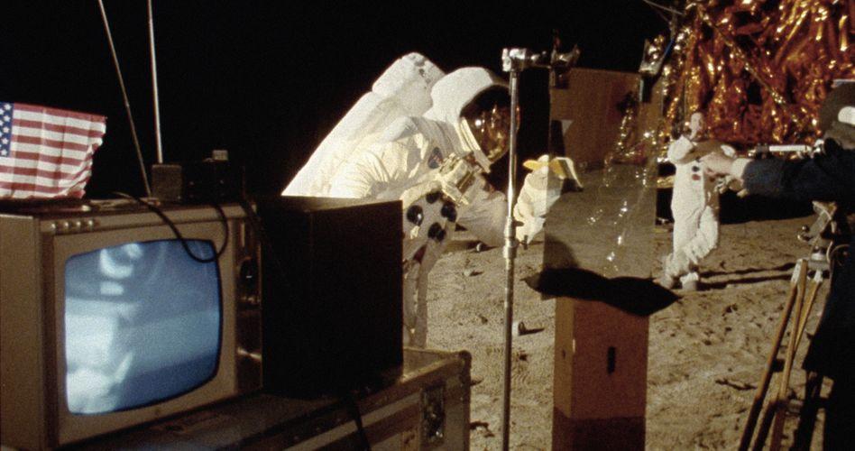 """""""Operation Avalanche"""" – oder der Versuch, die Mondlandungsfälschung zu fälschen (Blu-ray-Kritik)"""