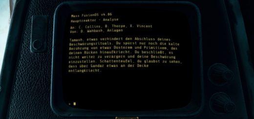 """Das """"Mass Effect 3""""-Dilemma 3"""