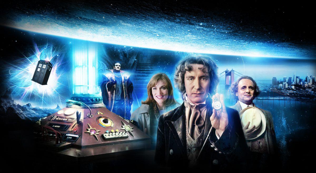 """Wiederbelebungsversuche eines Timelords – DVD-Kritik: """"Doctor Who: Der Film"""""""