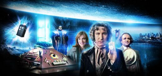"""Wiederbelebungsversuche eines Timelords – DVD-Kritik: """"Doctor Who: Der Film"""" 6"""