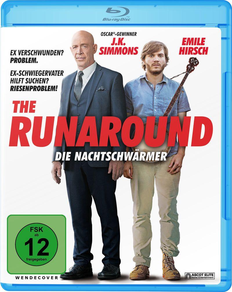 """Ein Trip zum Vergessen – """"The Runaround"""" (Blu-ray-Kritik) 3"""