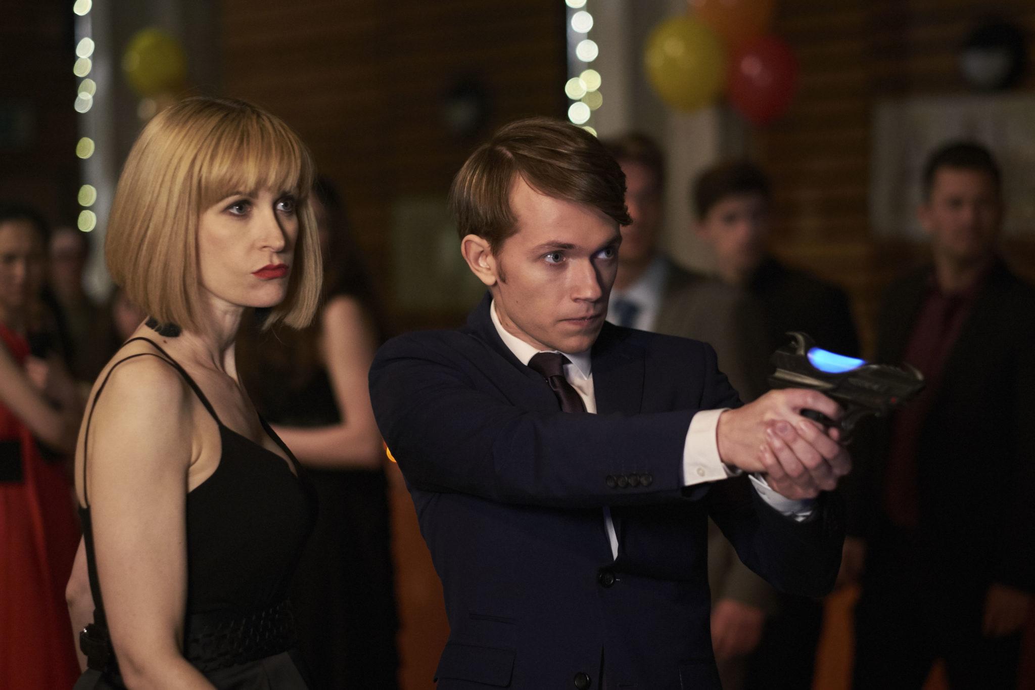 """Nachsitzen mit dem Doktor: """"Class"""" Staffel 1 (Blu-ray-Kritik) 2"""