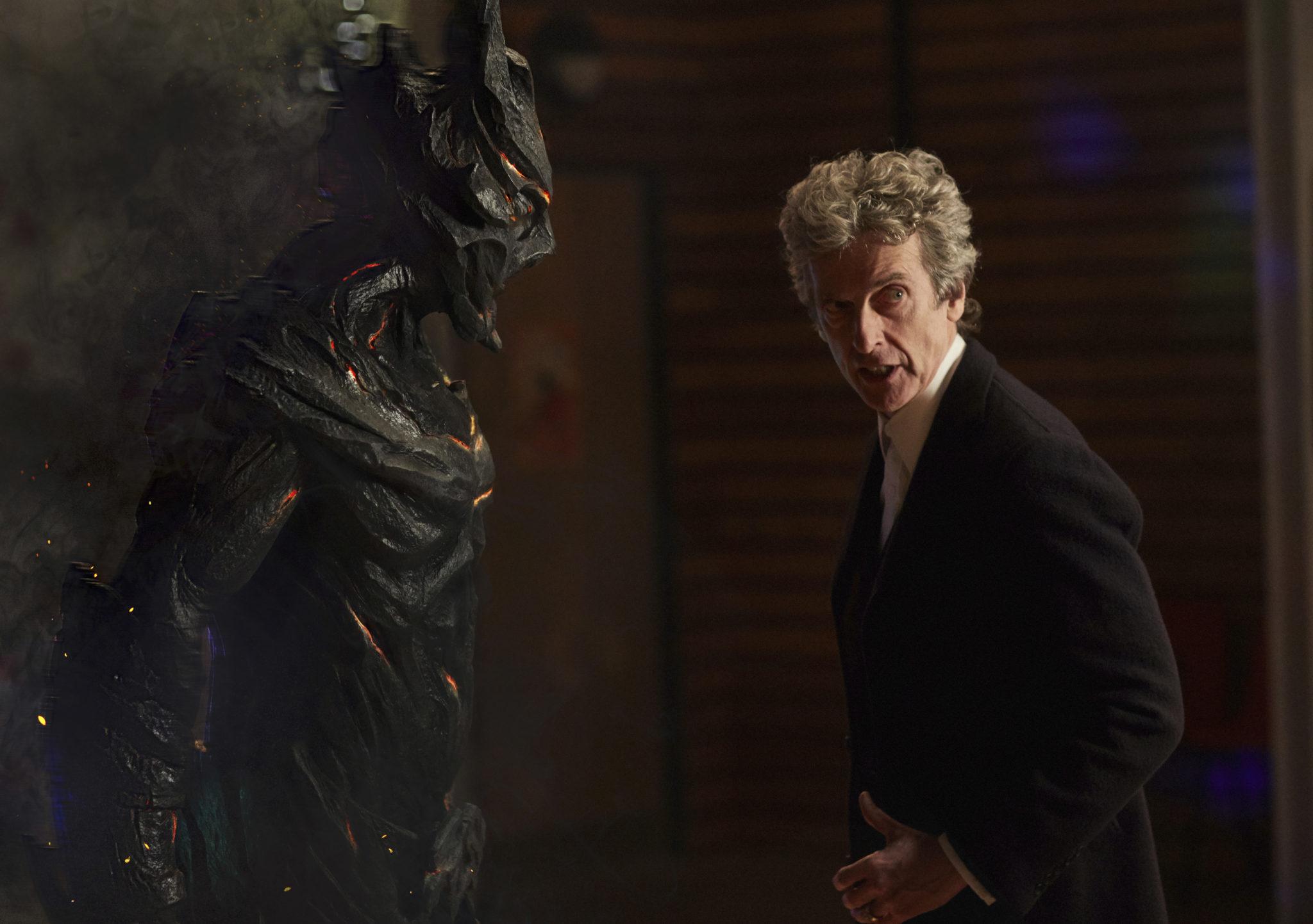 """Nachsitzen mit dem Doktor: """"Class"""" Staffel 1 (Blu-ray-Kritik) 4"""