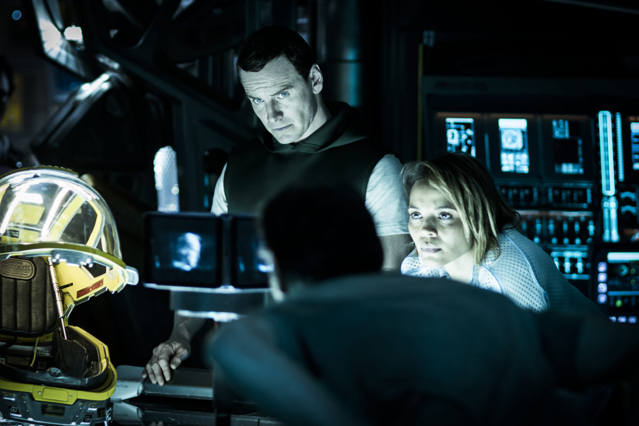 """Nichts gelernt aus Prometheus – Kritik: """"Alien: Covenant"""" 2"""