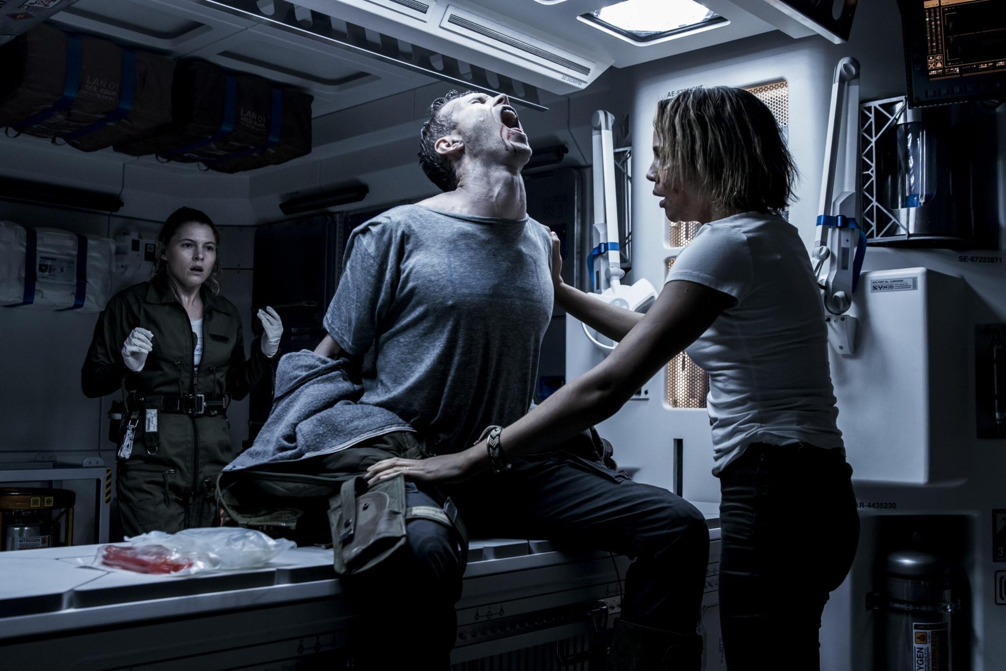 """Nichts gelernt aus Prometheus – Kritik: """"Alien: Covenant"""" 3"""