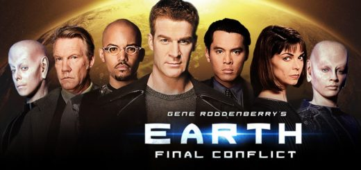 """Earth: Final Conflict"" – Season 1 nun auch als deutsche DVD 8"