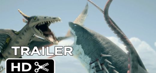 """Ein wahres Monsterwerk: """"Sharktopus vs. Pteracuda"""" (Blu-ray-Kritik) 2"""