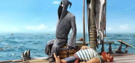 "Fantastischer Kurzfilm: ""Dji. Death Sails"" 2"