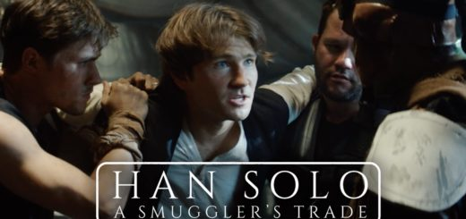 Fantastischer Star Wars-Kurzfilm: Han Solo: A Smuggler's Trade 6
