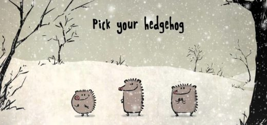 Fundstück: Singing Christmas Hedgehogs 2