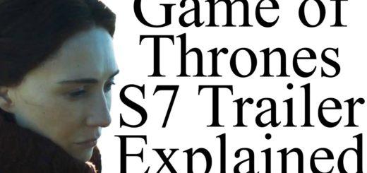Game of Thrones Season 7 Trailer Explained 15