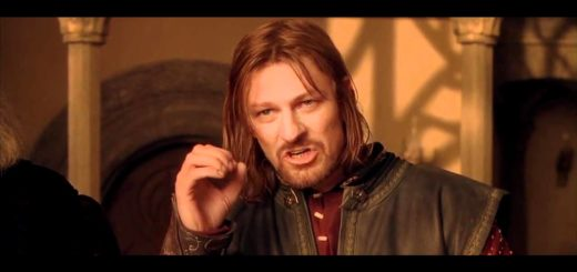 Hobbit-Fans auf Pilgerweg 1