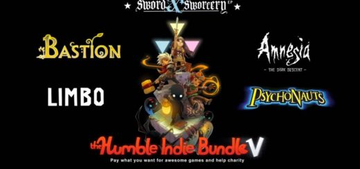 Humble Bundle V mit PC/Mac/Linux-Games UND Soundtracks 1