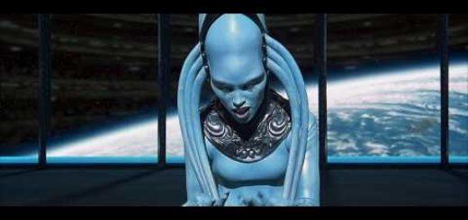 Luc Bessons Kostümdesignwettbewerb für eine intergalaktische Cocktailparty 4