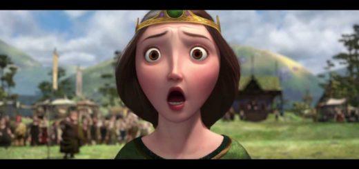 """Teaser """"Brave"""" 5"""