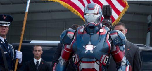 """Teaser Trailer """"Iron Man 3"""" 1"""