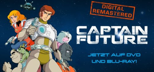 "Teuer remastered – ""Captain Future"" auf Blu-ray 2"