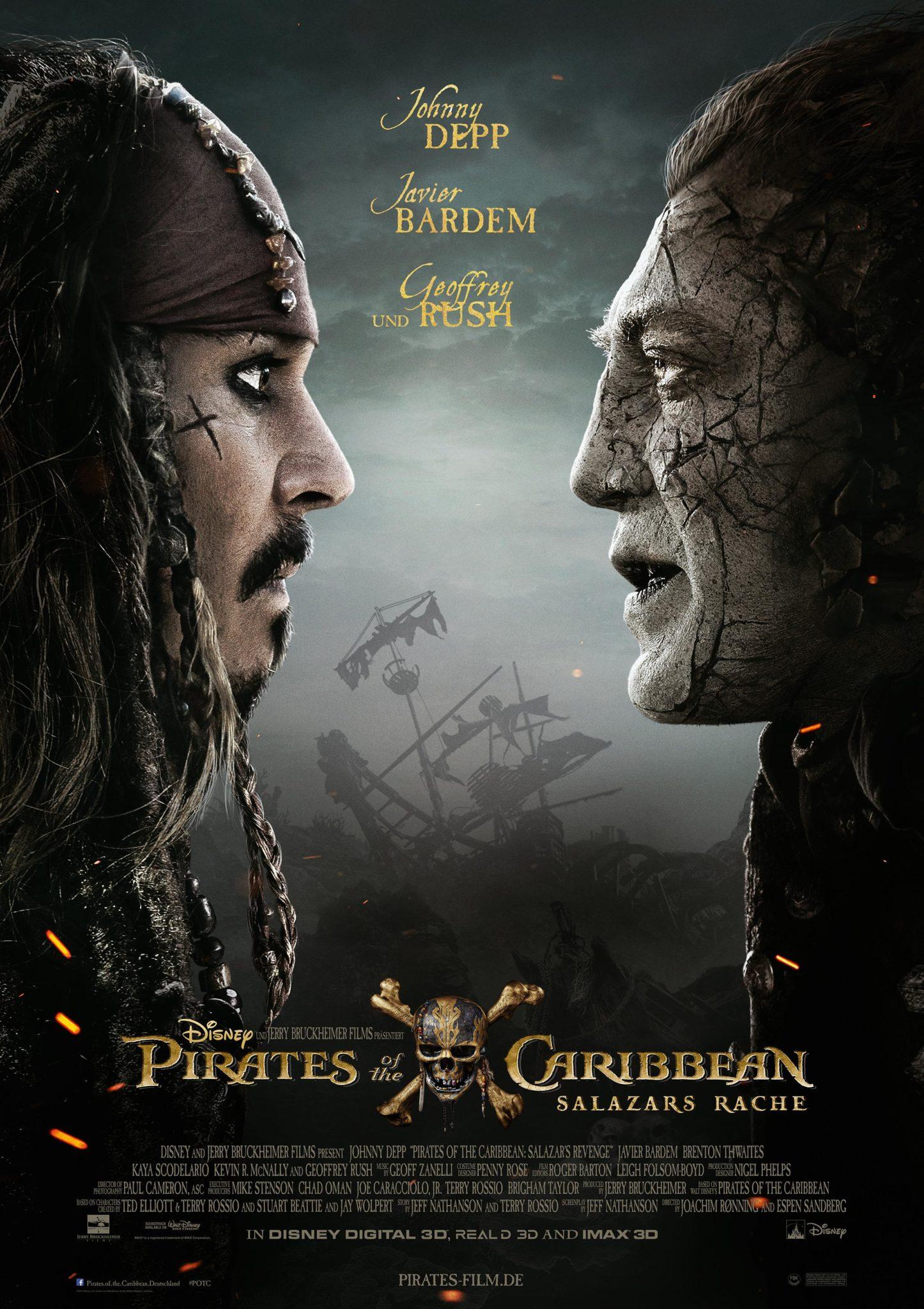 """""""Pirates of the Caribbean 5"""" – warum Hollywood keine Piraten mehr mag 4"""