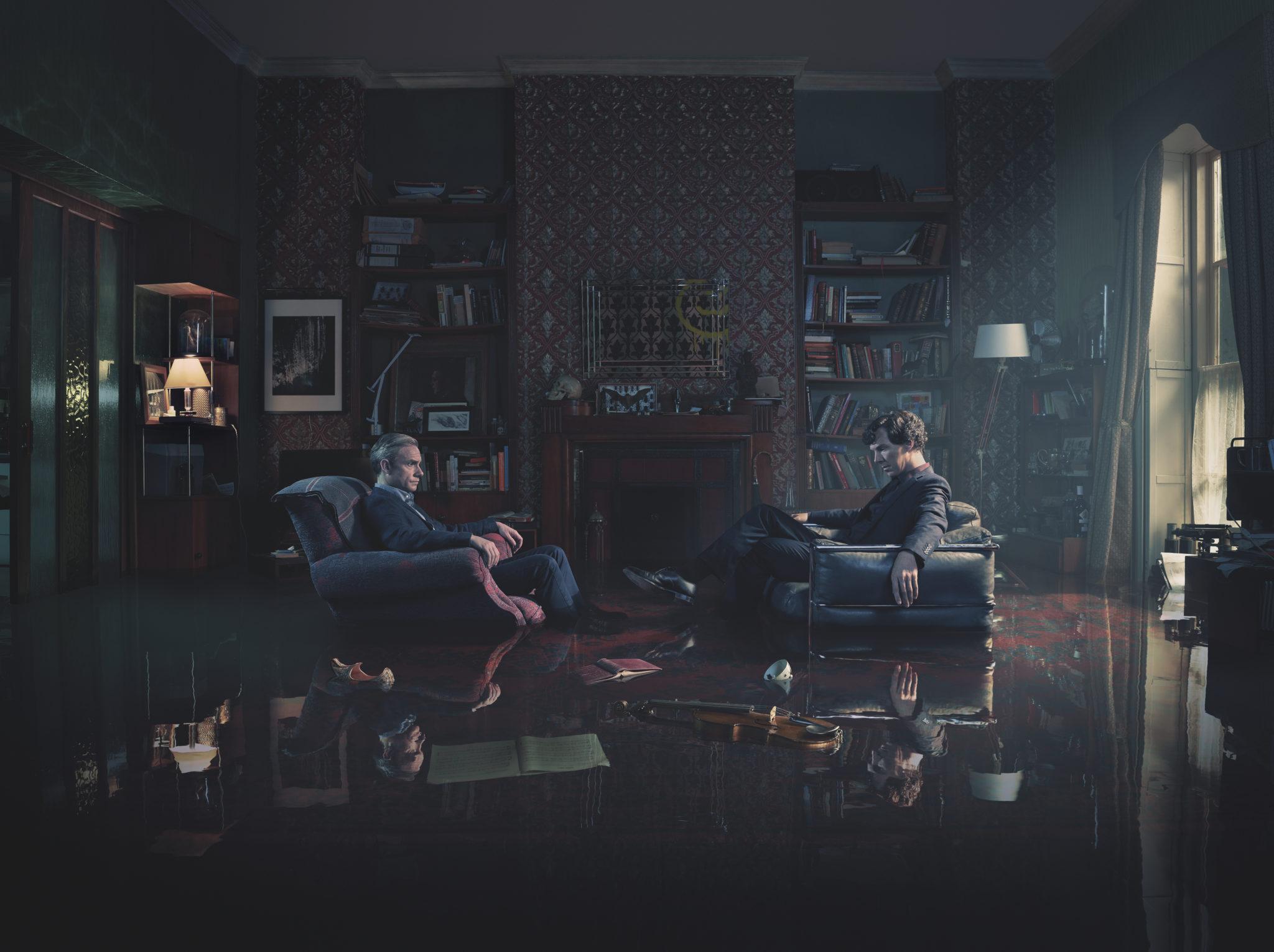 """Noch ein weiteres Problem – """"Sherlock Staffel 4"""" (Blu-ray-Kritik) 4"""