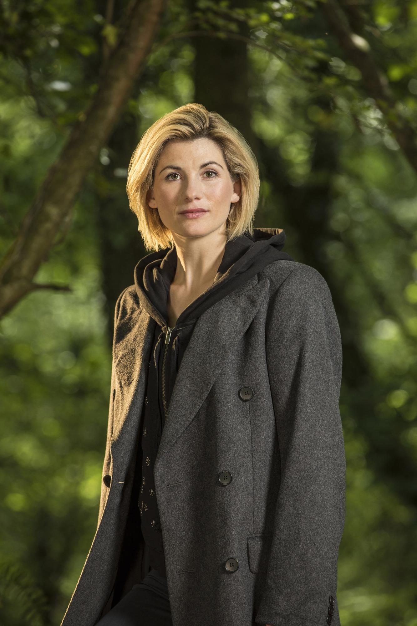 Wir haben einen 13. Doktor! #DoctorWho 2