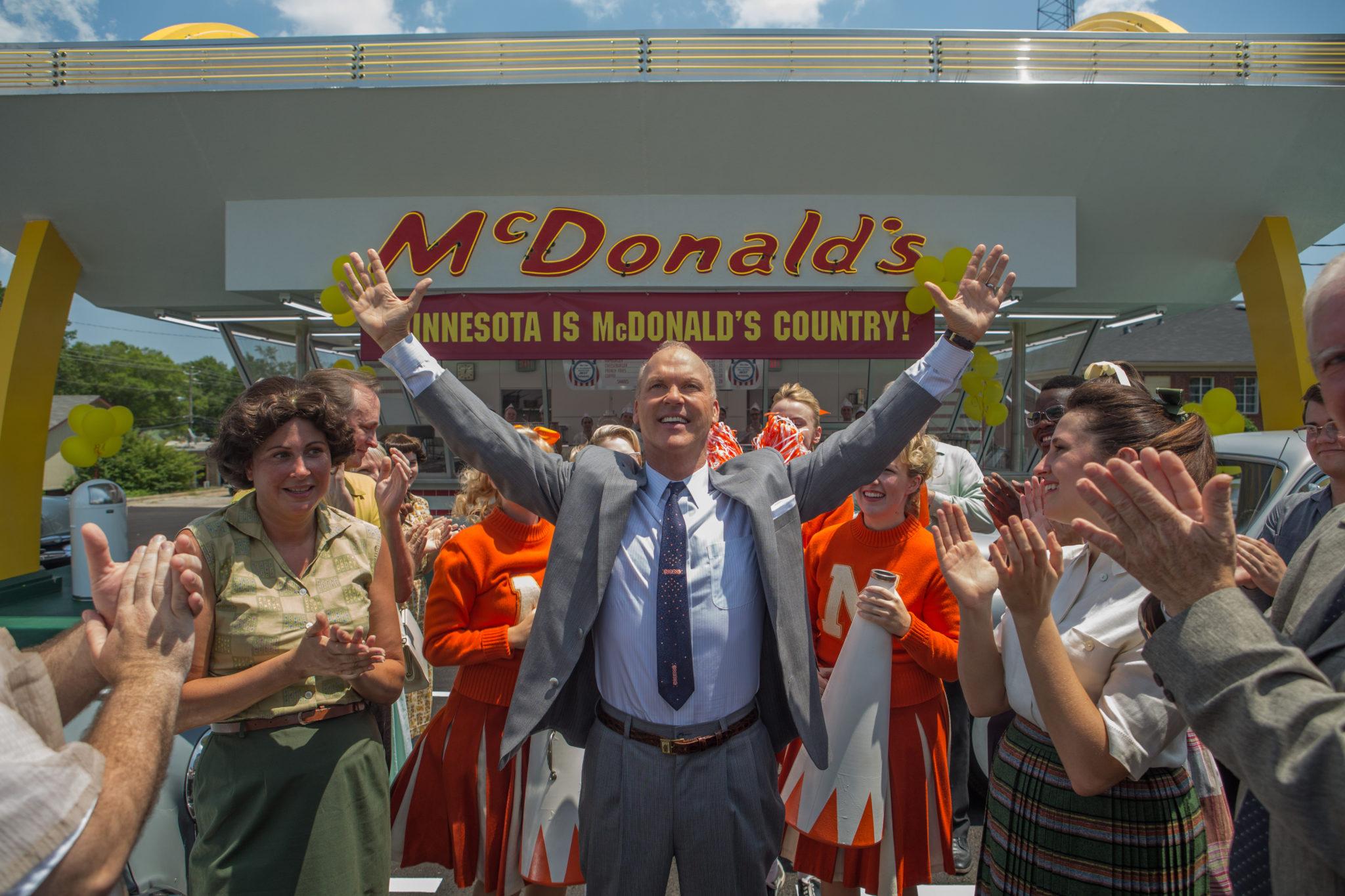 """Der Verrückte hinter McDonald's – """"The Founder"""" (Blu-ray-Kritik) 3"""