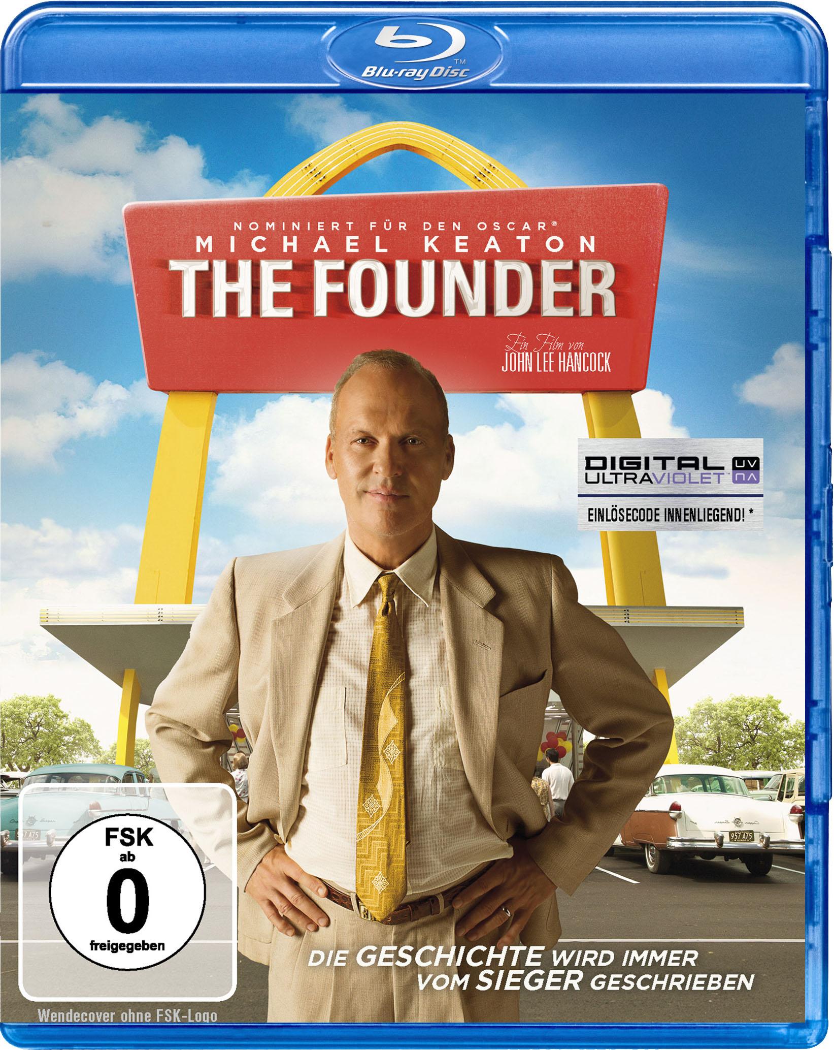 """Der Verrückte hinter McDonald's – """"The Founder"""" (Blu-ray-Kritik) 4"""