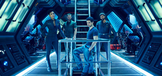 "Science Fiction Masterklasse – ""The Expanse"" (Blu-ray-Kritik) 8"