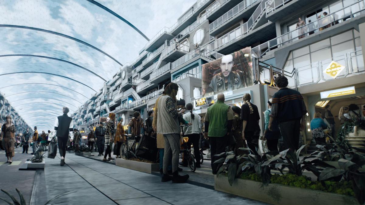 "Science Fiction Masterklasse – ""The Expanse"" (Blu-ray-Kritik) 5"