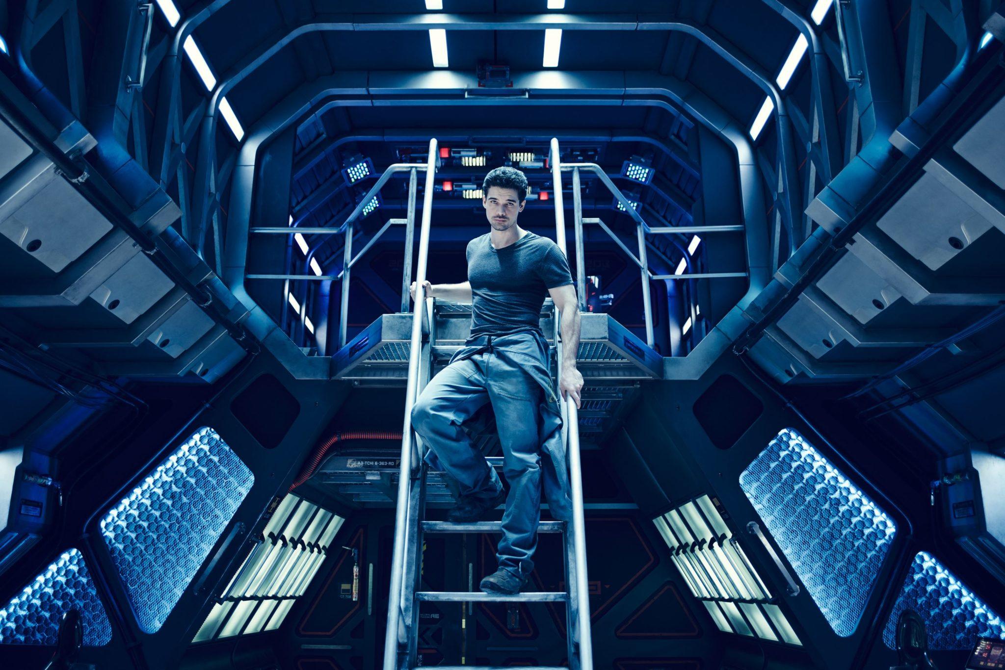 "Science Fiction Masterklasse – ""The Expanse"" (Blu-ray-Kritik) 4"