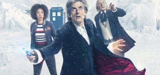 """Ende einer Ära: """"Doctor Who: Aus der Zeit gefallen"""" (Blu-ray-Kritik) 2"""