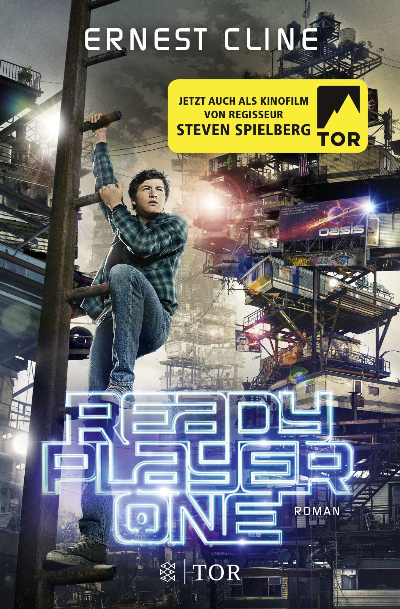 """""""Ready Player One"""": Buch, Film oder Hörbuch? 4"""