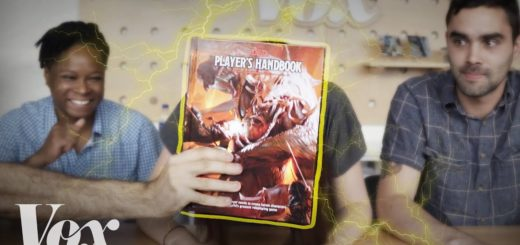 "Fundstück: ""Dungeons & Dragons, explained"" (Video, OV) 1"