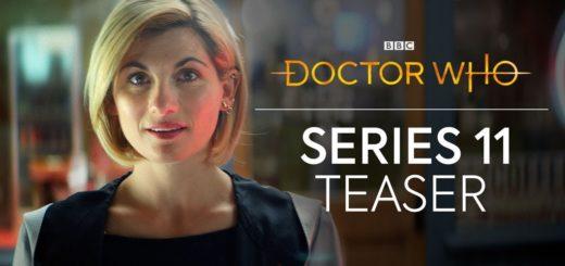 Fantastische Trailer (#74 EXTRA): Doctor Who Series 11 5