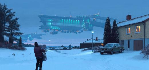 """""""Tales from the Loop""""-Serie ist eine Adaption der Bilder, nicht des RPGs 2"""