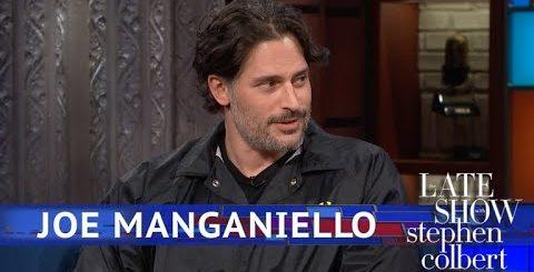 Welcome to the League of Extraordinary Gentlegamers, Joe Manganiello! 11