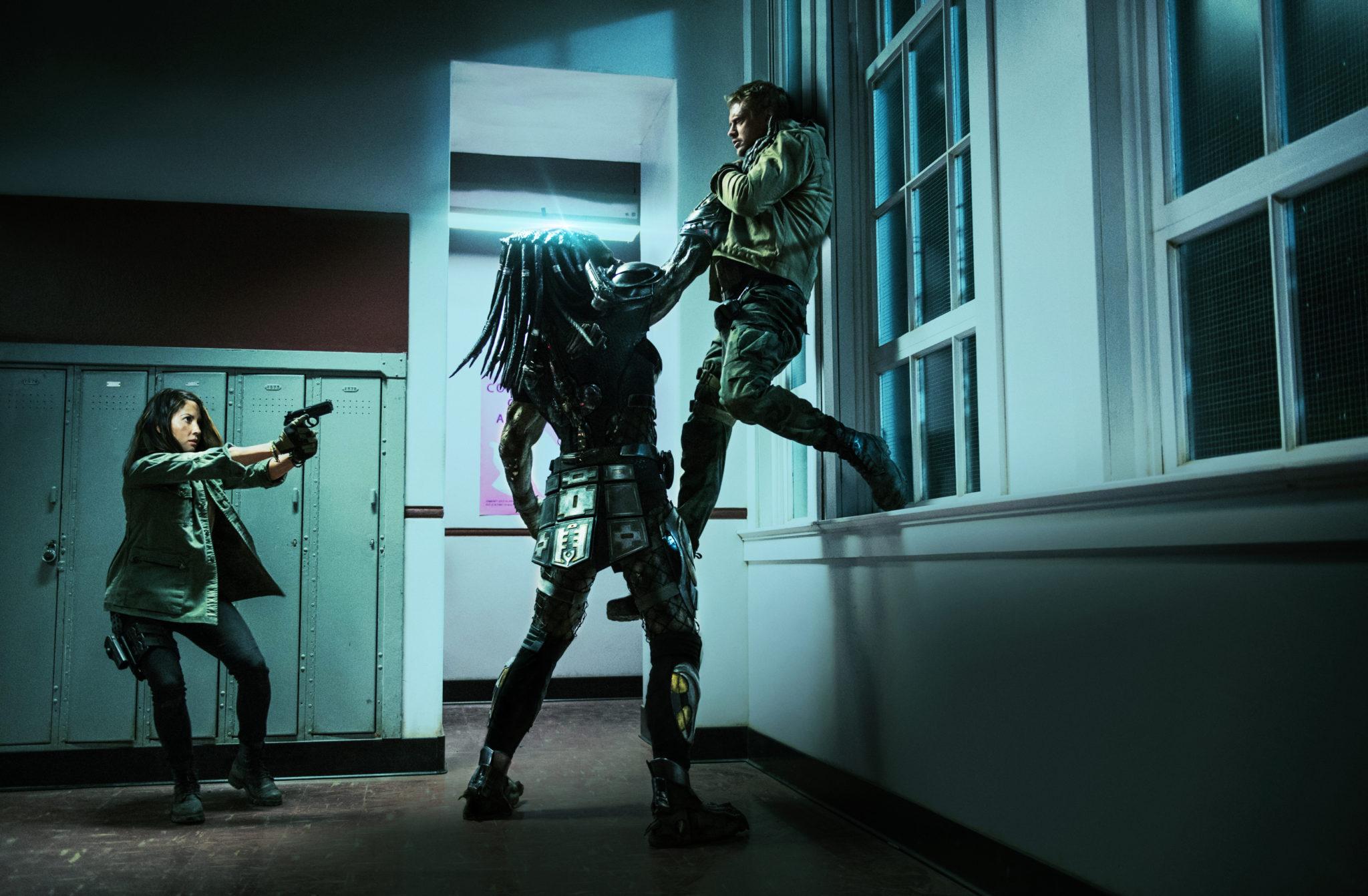 """Erfolgreich rekonfiguriert: """"Predator Upgrade"""" (Kino-Kritik) 1"""